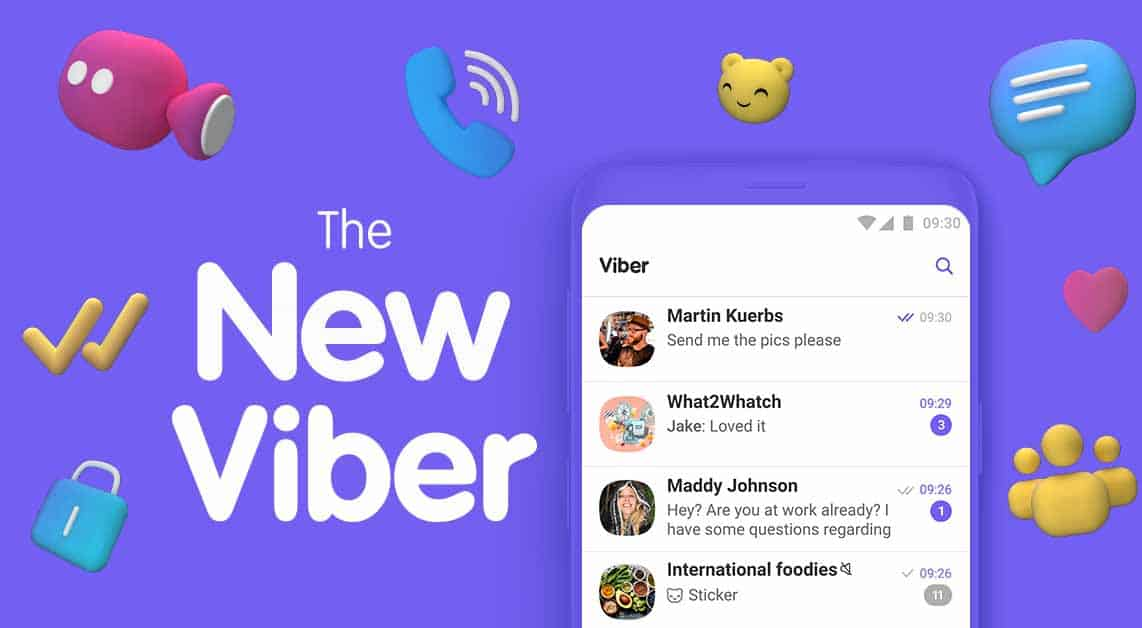 What is Viber